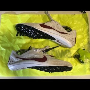 🏃Nike Zoom Victory 3 Stanford Track Spikes🏃